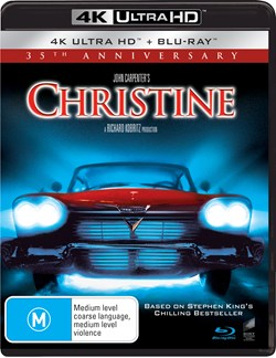 Christine (4K Ultra HD + Blu-ray + Digital Download) [UHD]