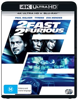 2 Fast 2 Furious (4K Ultra HD + Blu-ray + Digital Download) [UHD]