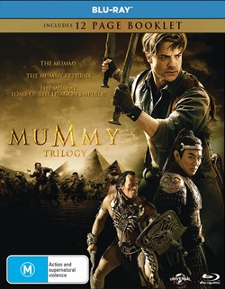 The Mummy/The Mummy Returns/The Mummy: Tomb of the Dragon Emperor (Box Set with Digital Download) [B