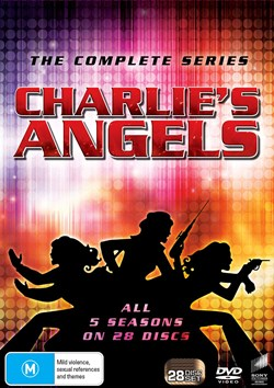 Charlie's Angels: Season 1-5 (Box Set) [DVD]