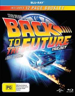 Back to the Future Trilogy (Box Set) [Blu-ray]