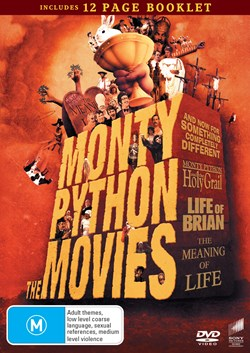 Monty Python - The Movies (Box Set) [DVD]