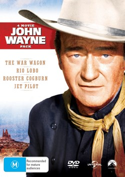 John Wayne Four-movie Collection (Box Set) [DVD]