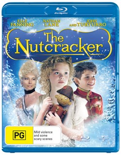 The Nutcracker [Blu-ray]