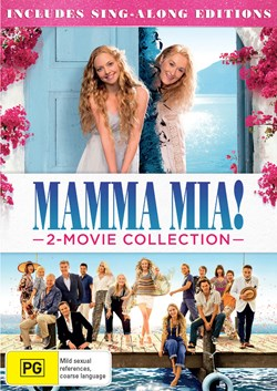 Mamma Mia!: 2-movie Collection [DVD]