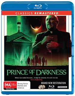 Prince of Darkness [Blu-ray]