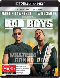 Bad Boys (4K Ultra HD + Blu-ray) [UHD]