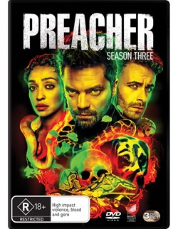 Preacher: Season Three (Box Set) [DVD]