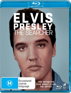Elvis Presley: The Searcher [Blu-ray]