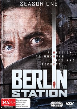 Berlin Station: Season One (Box Set) [DVD]