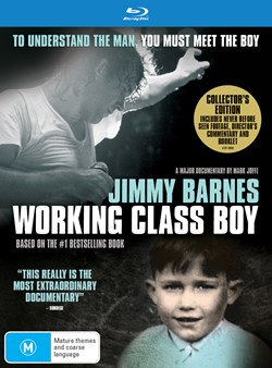 Jimmy Barnes - Working Class Boy (Collector's Edition) [Blu-ray]
