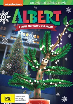 Albert - A Small Tree With a Big Dream [DVD]