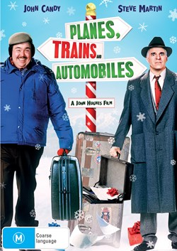 Planes, Trains and Automobiles [DVD]