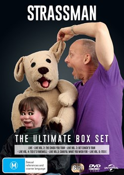 Strassman: The Ultimate Collection (Box Set) [DVD]