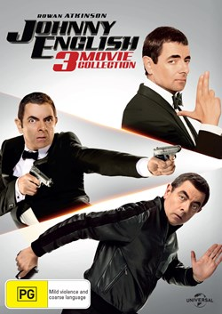 Johnny English: 3-movie Collection (Box Set) [DVD]