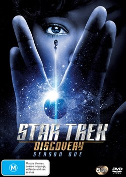 Star Trek: Discovery - Season 1 [DVD]