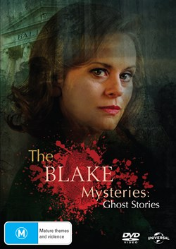 The Blake Mysteries - Ghost Stories [DVD]