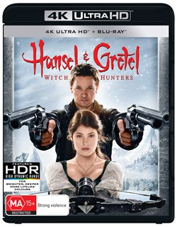 Hansel and Gretel: Witch Hunters (4K Ultra HD + Blu-ray) [UHD]