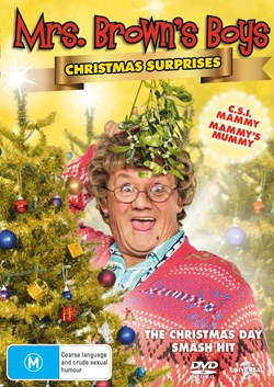 Mrs Brown's Boys: Christmas Surprises [DVD]