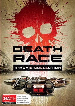 Death Race: 4-movie Collection (Box Set) [DVD]