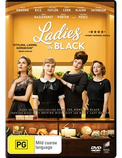 Ladies in Black [DVD]