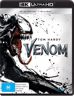 Venom (4K Ultra HD + Blu-ray) [UHD]