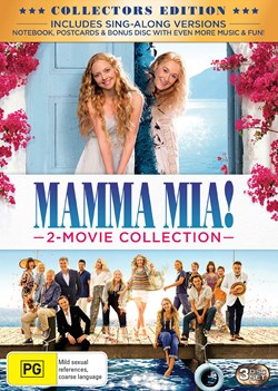Mamma Mia!: 2-movie Collection (with Digital Download) [DVD]