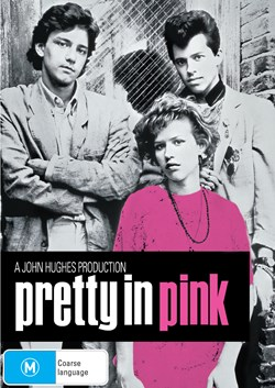 Pretty in Pink [DVD]