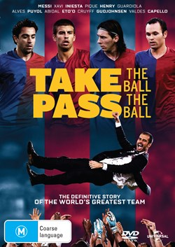 Take the Ball, Pass the Ball [DVD]