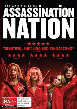 Assassination Nation [DVD]