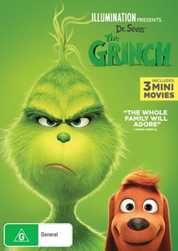 The Grinch - 2019 Release [DVD]