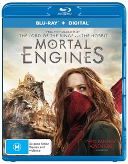 Mortal Engines (with Digital Download) [Blu-ray]