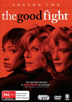 The Good Fight: Season Two (Box Set) [DVD]