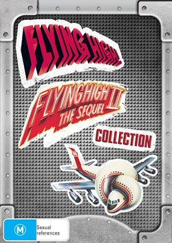 Flying High/ Flying High II - The Sequel DVD [DVD]