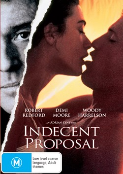 Indecent Proposal [DVD]