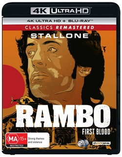 First Blood (4K Ultra HD + Blu-ray) [UHD]