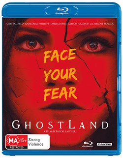 Incident in a Ghost Land [Blu-ray]