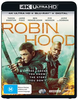 Robin Hood (4K Ultra HD + Blu-ray + Digital HD) [UHD]