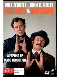 Holmes and Watson [DVD]