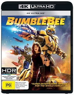 Bumblebee (4K Ultra HD + Blu-ray) [UHD]