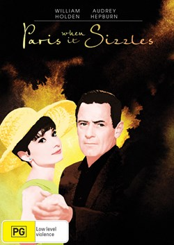 Paris When It Sizzles [DVD]