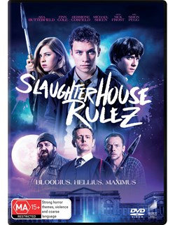 Slaughterhouse Rulez [DVD]