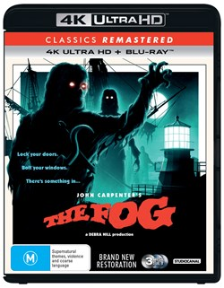 John Carpenter's The fog                                          [UHD]
