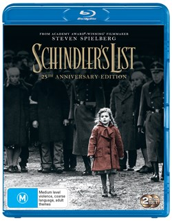 Schindler's List (25th Anniversary Edition) [Blu-ray]