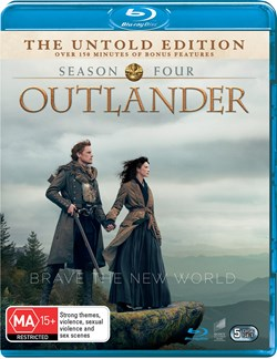 Outlander: Season Four (Box Set) [Blu-ray]