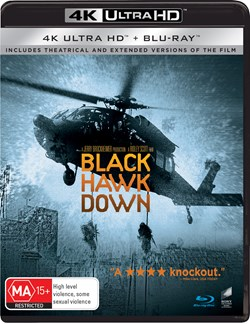 Black Hawk Down (4K with Blu-ray) [UHD]