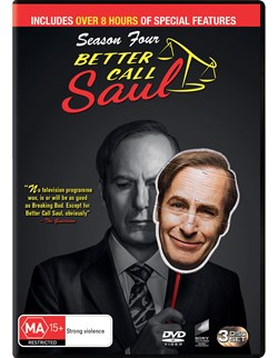 Better Call Saul: Season Four (Box Set) [DVD]