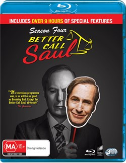 Better Call Saul: Season Four (Box Set) [Blu-ray]