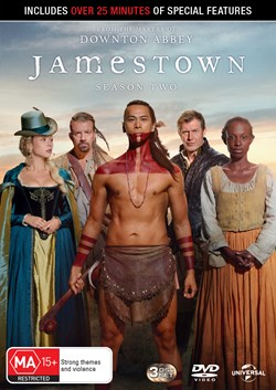 Jamestown: Season Two (Box Set) [DVD]