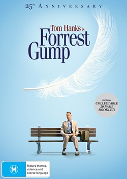 Forrest Gump (25th Anniversary Edition) [DVD]